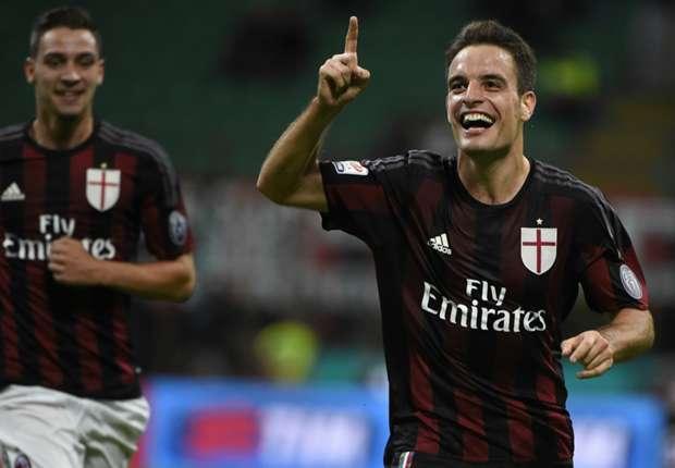 Milan-Palerme (3-2), Milan se redresse