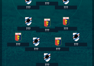 Andiamo alla scoperta dell'undici combinato Sampdoria-Genoa più forte di sempre