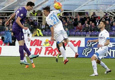 Serie A: Fiorentina 2 x 2 Empoli