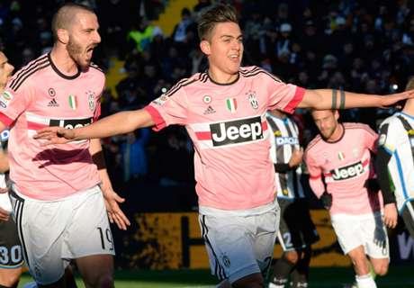 Juventus no afloja