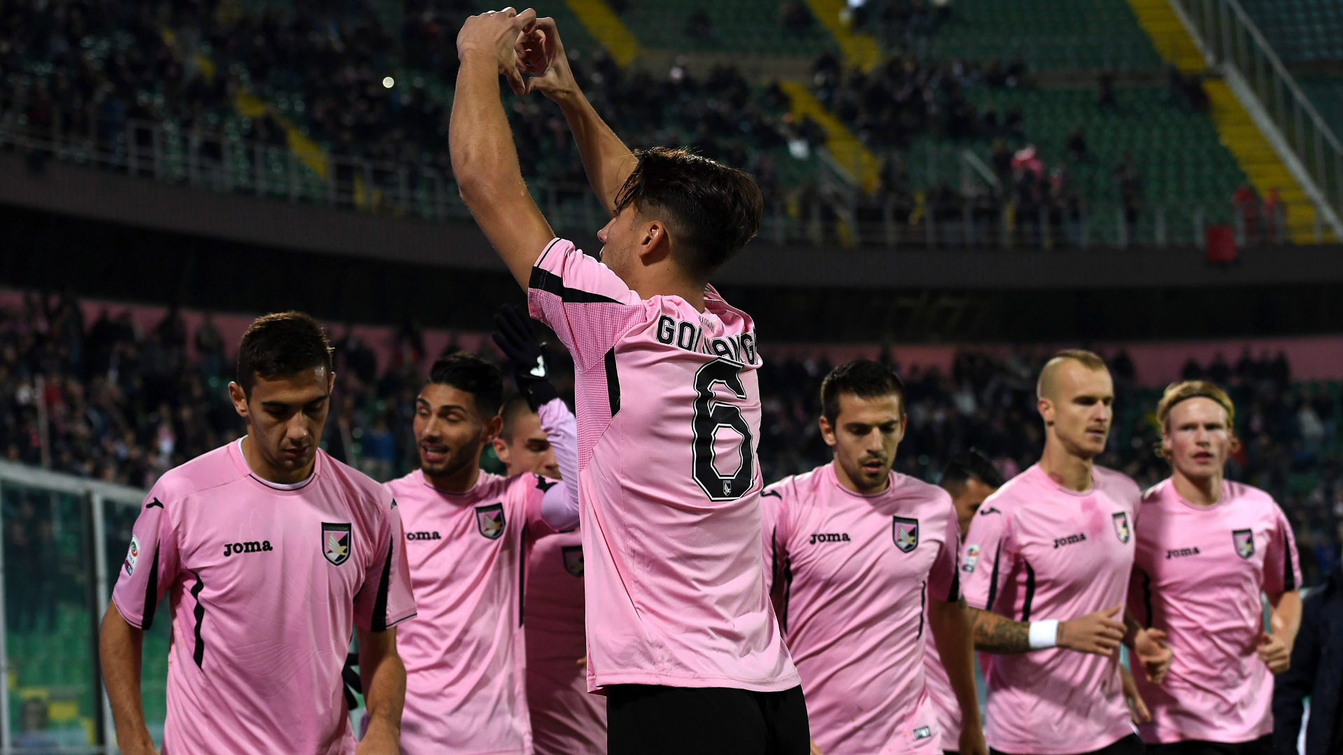 Palermo-Frosinone, Formazioni: Diretta Tv e Streaming