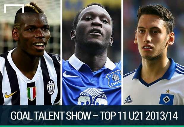 Goal Talent Show - Pogba, Berardi e Scuffet nella Top 11 Under 21 d'Europa
