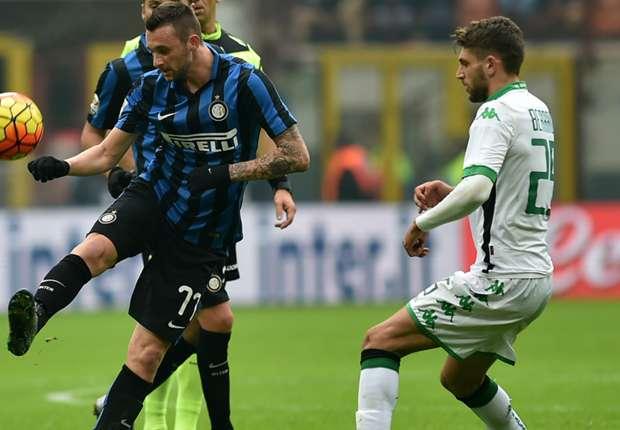 Video: Inter Milan vs Sassuolo