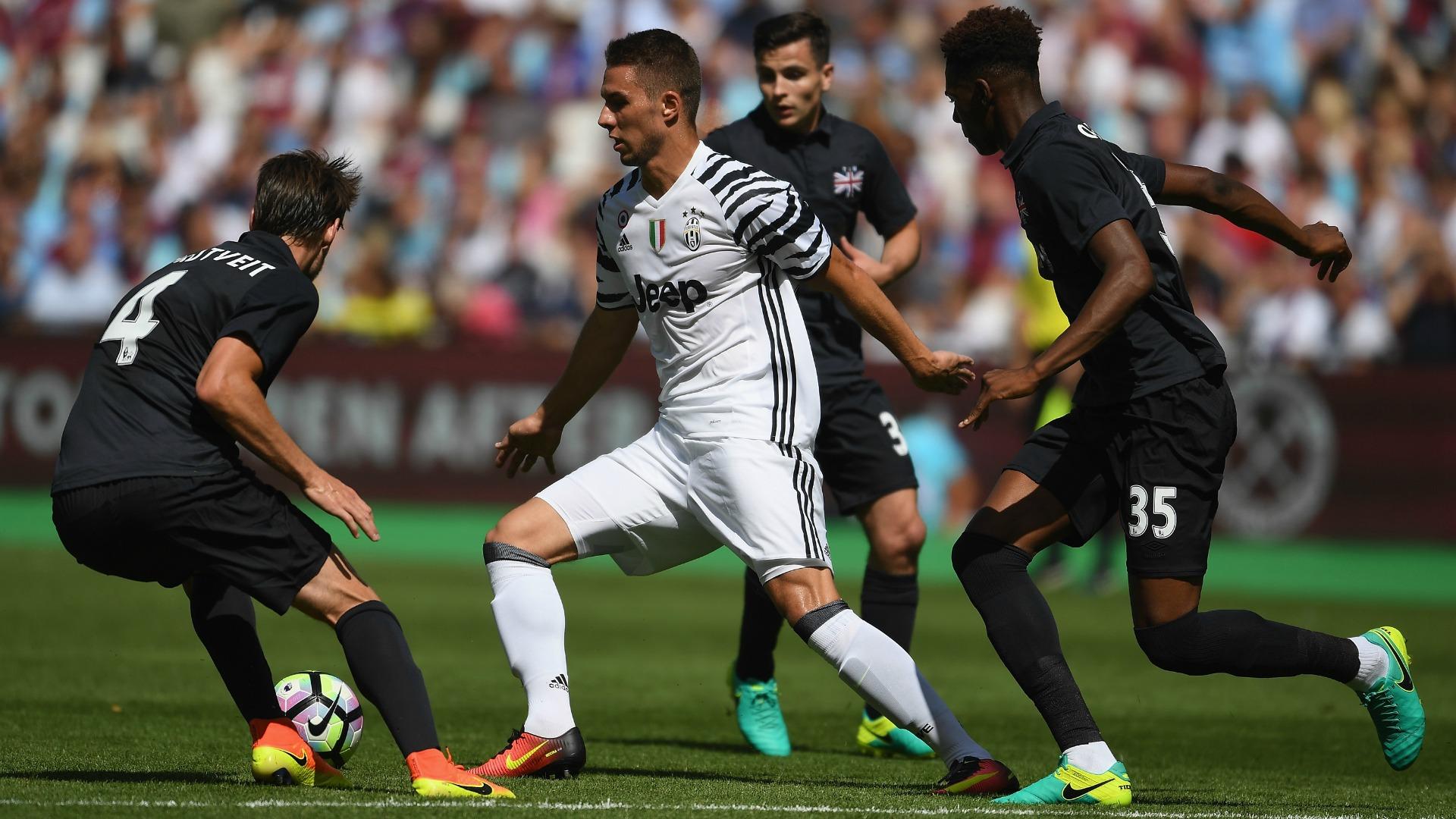 Juventus, Pjaca si presenta: