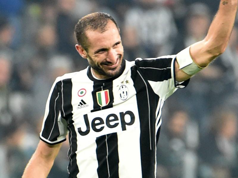 """Juventus, Chiellini replica ai critici: """"Non potevamo avere inizio migliore"""""""