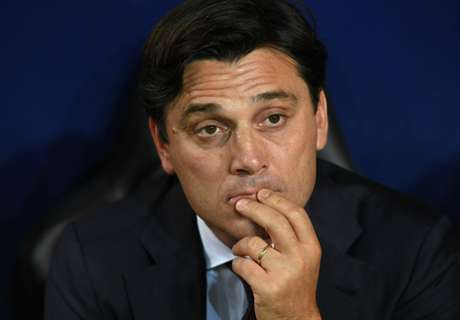Montella: Sassuolo direct rivals