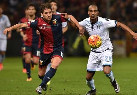 Genoa-Lazio Berakhir Antiklimaks