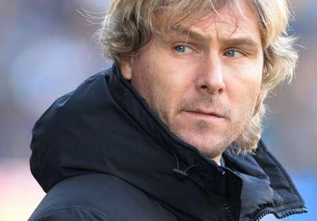 FIGC Hukum Pavel Nedved