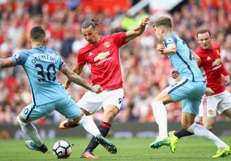 Betting: Man United vs Man City
