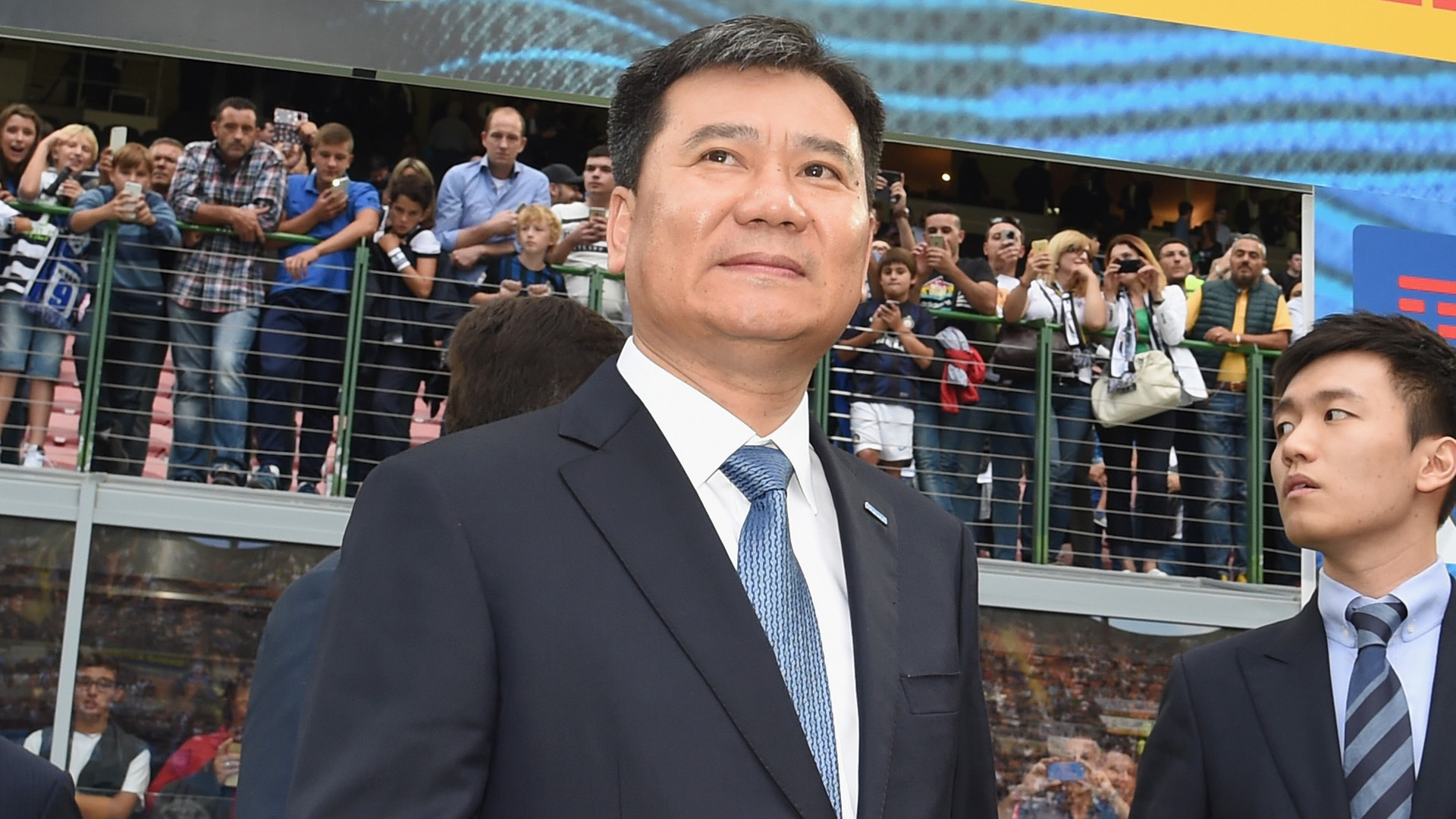 Inter, Zhang Jindong esagera: premio Scudetto extralarge