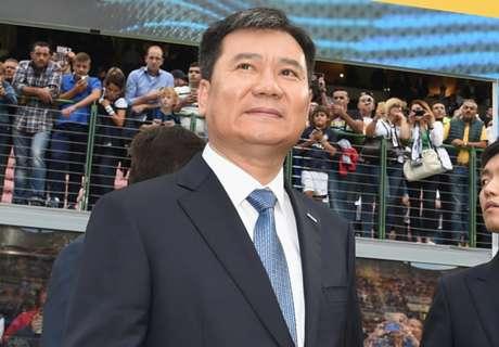 Lo Jiangsu 'copia' l'Inter: 2 punti in 4 gare
