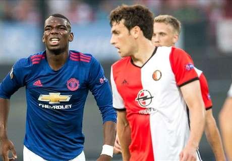 Feyenoord Gusar Pada Man United