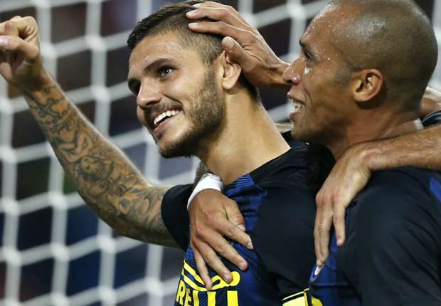 Inspired Icardi leads by example as Inter upset disjointed Juventus