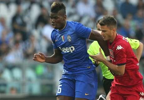 El campeón no pudo con Cagliari