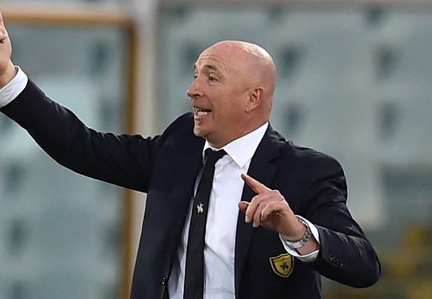 L'allenatore del Chievo, Rolando Maran