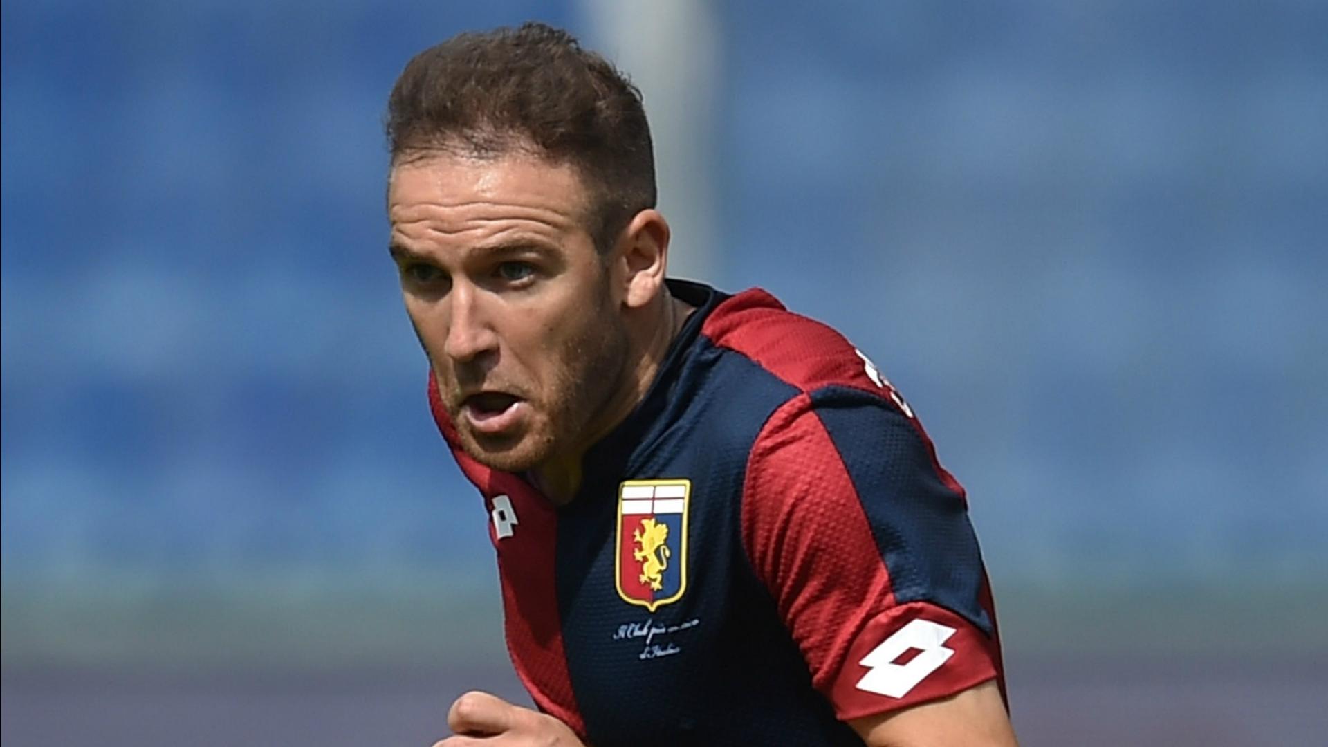 Diego Capel Genoa Serie A