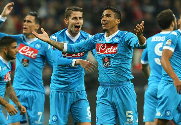 Milan-Naples 0-4, Naples en démonstration à San Siro