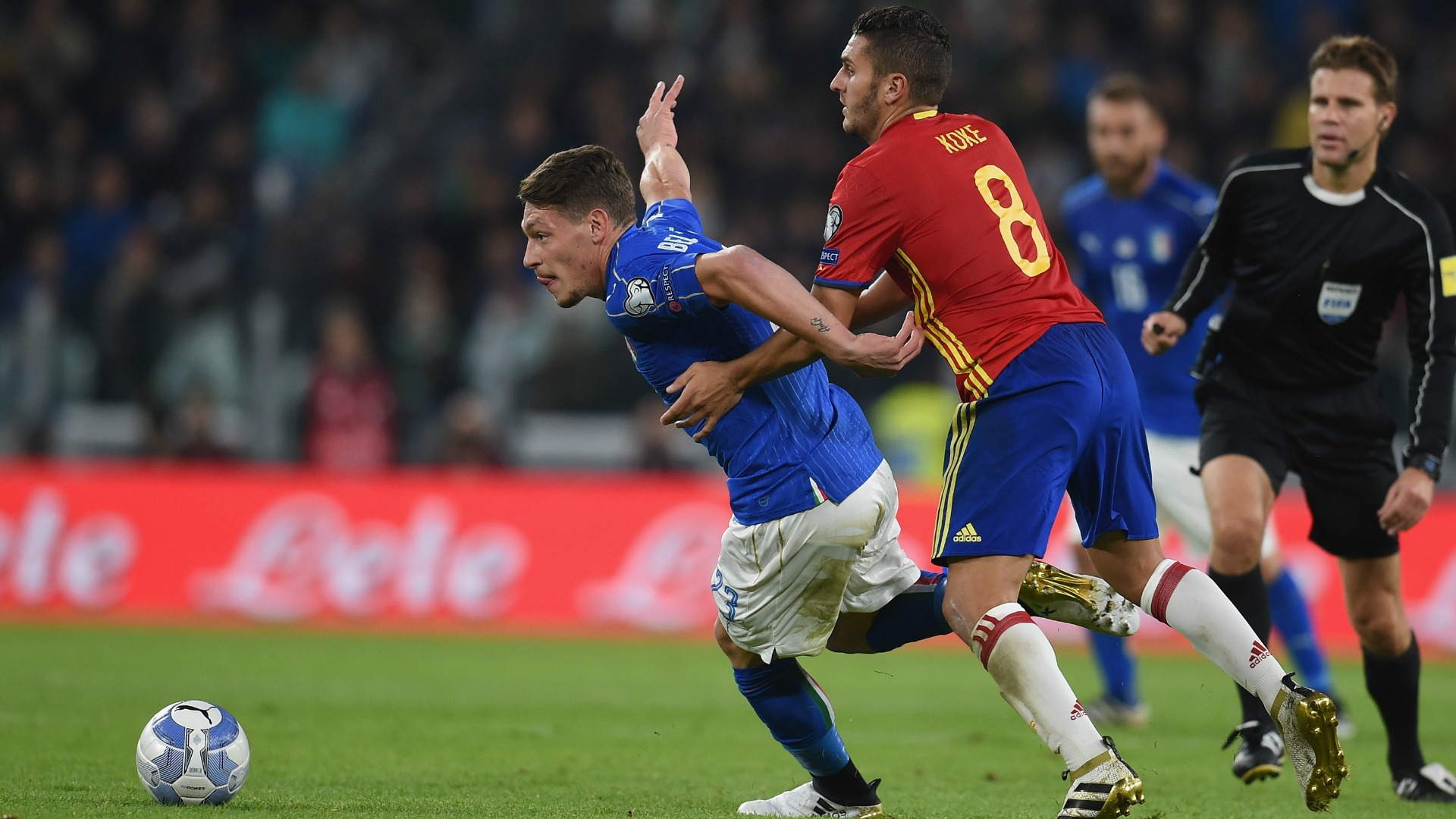 Mondiali 2018, Macedonia-Italia 2-3: Immobile salva gli azzurri