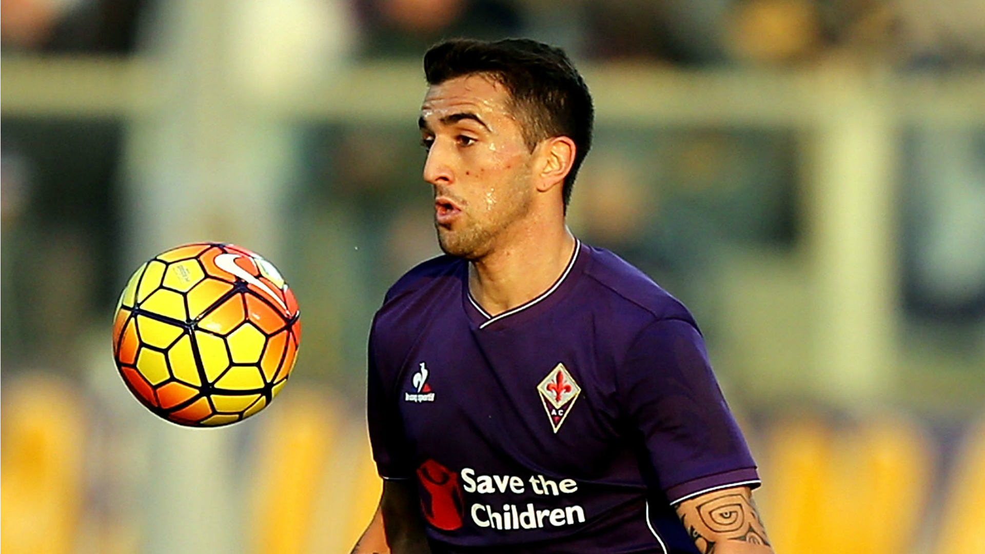 Matias Vecino Fiorentina Serie A
