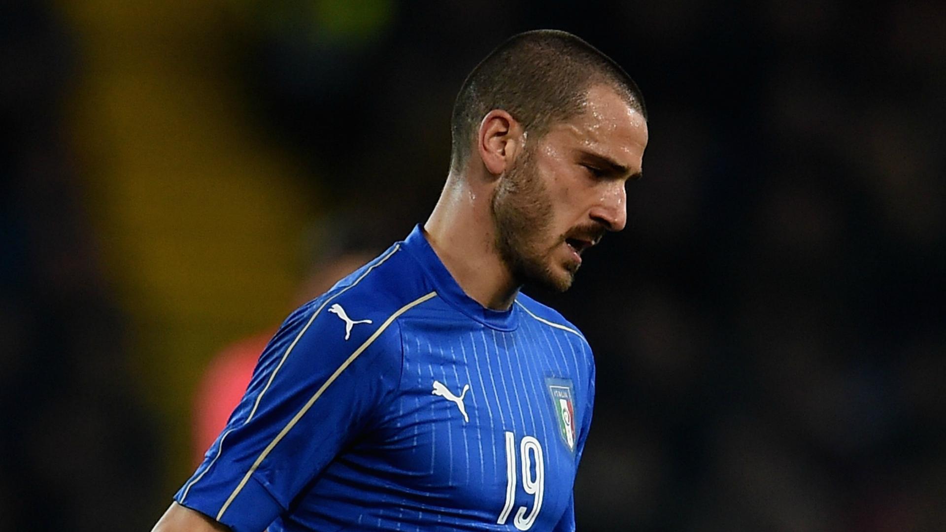 Germania-Italia, Bonucci ko: Juventus in ansia