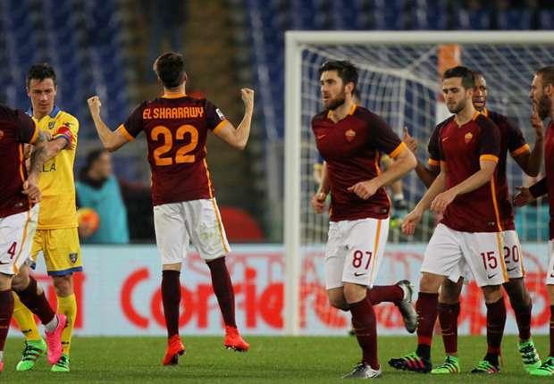 ไฮไลท์  Roma 3 - 1 Frosinone