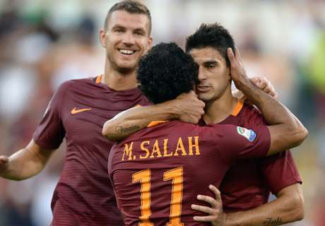 VIDEO: Roma trifft spät und siegt