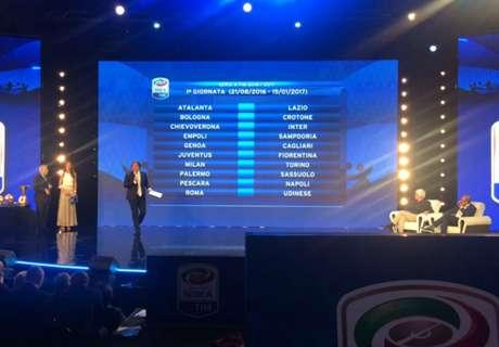 Serie A 2016/17, 1° turno: Juve-Viola