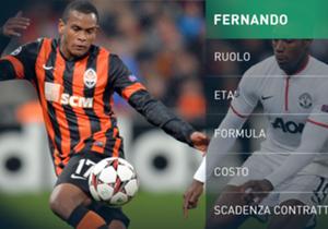 FERNANDO (Brasile) - Sarà il 23enne brasiliano a sostituire, per lo meno come posizione in campo, Pedro Obiang. Reduce da due stagioni allo Shakhtar, il mediano verdeoro è da anni nel mirino delle big d'Italia. La Sampdoria se l'è aggiudicato pagandolo...