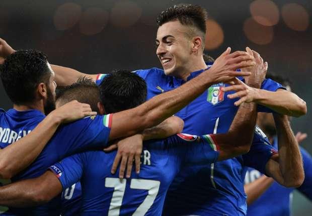 アゼルバイジャン対イタリア 試...