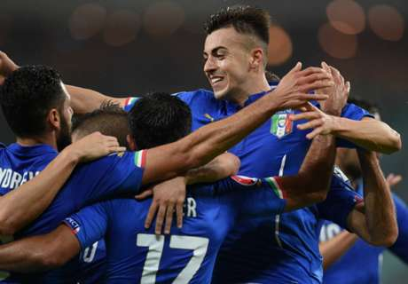 RATINGS: Azerbaijan 1-3 Italy