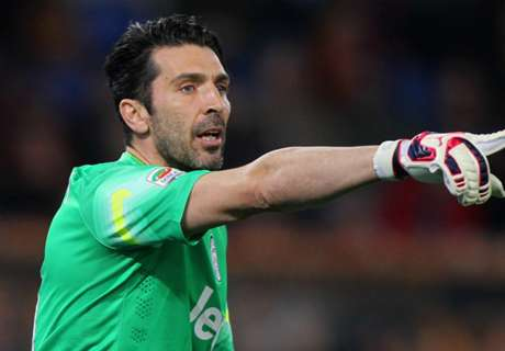 Buffon punishes team with training camp