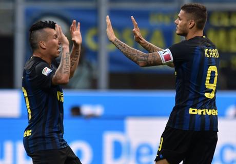 LIVE: Inter vs Hapoel Be'er Sheva