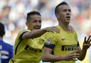 Perisic convirtió el gol del empate.