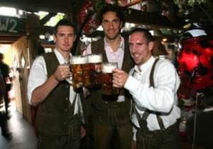 ...senza dimenticare la vittoria in Bundesliga con annesso titolo di capocannoniere.