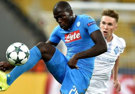 Koulibaly agrees new Napoli contract