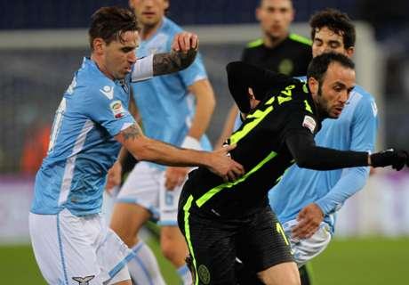 Lazio-Hellas 5-2, résumé de match