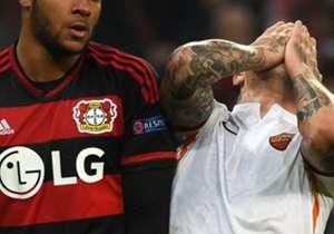 Serie A | La Roma es al primer rival italiano al cual le anota Javier Hernández.