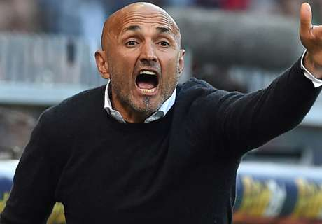 Spalletti demands European progress