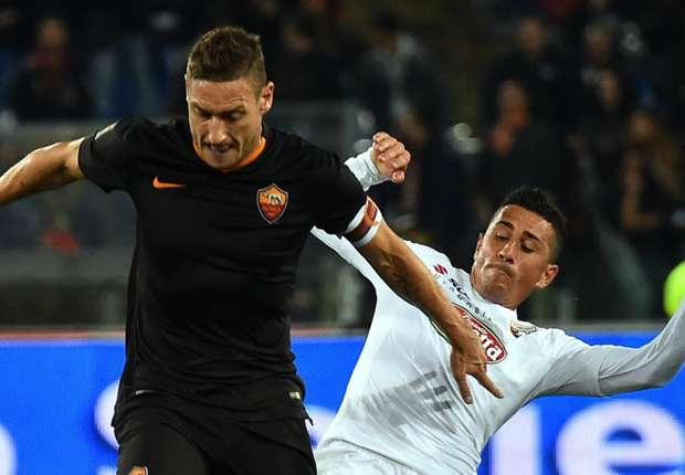 Roma 3-0 Torino: Torosidis, Keita & Ljajic score in routine win