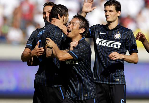 Video: Inter to face Stjarnan, football's goal celebration specialists
