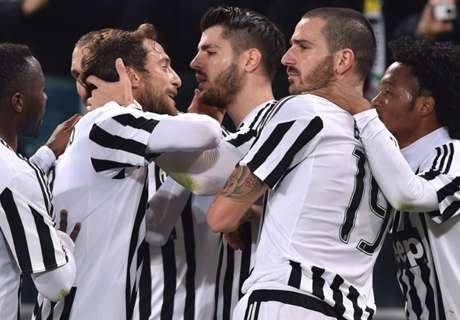 Juventus va por la punta