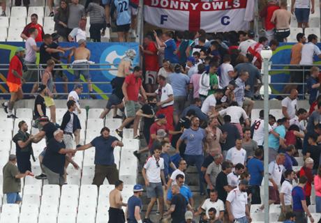 La UEFA abre expediente disciplinario contra Rusia