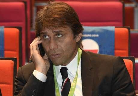 Conte se projette sur l'Euro 2016