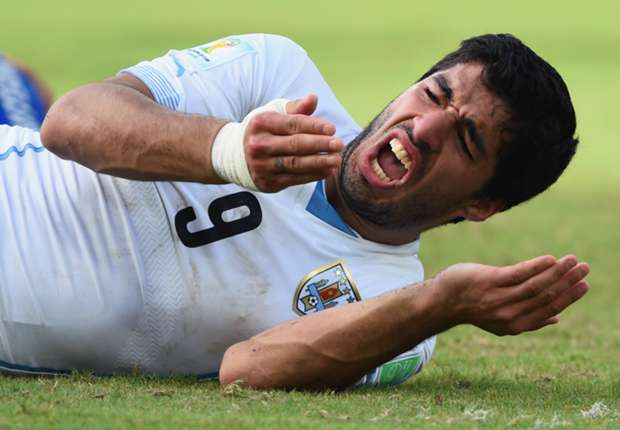 Which Liverpool games will Luis Suarez miss due to ban?