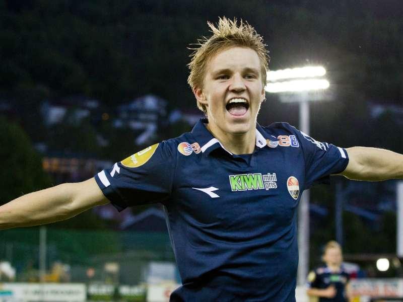 Norvège, Martin Ødegaard marque encore !