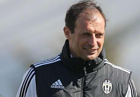 Allegri renueva con la Juventus