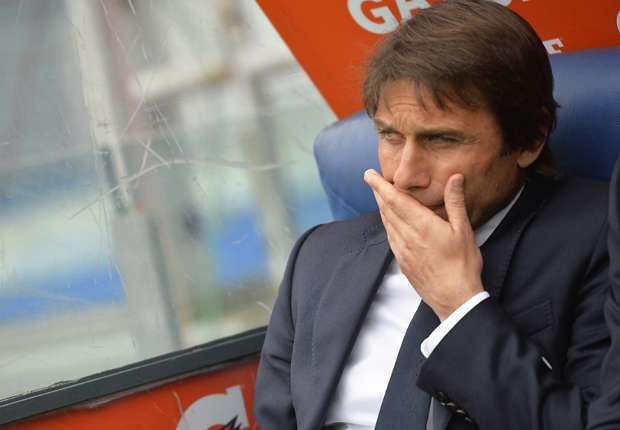 Antonio Conte, tecnico della Juventus. Ancora per quanto?