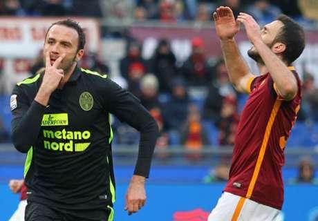 Italiano: Roma 1 x 1 Hellas Verona