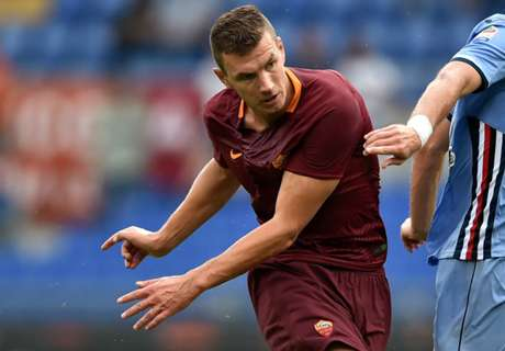 Dzeko's family home burgled in Rome