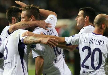 UEL: PAOK 0 x 1 Fiorentina